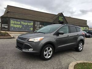 2013 Ford Escape SE/ AWD /NAVIGATION /MOONROOF/ LEATHER