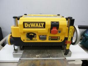 Dewalt 13 Thickness Planer - We Buy and Sell Power Tools at Cash Pawn - 118046 - MH322405