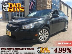 2011 Chevrolet Cruze LT | LOCAL TRADE | TURBO