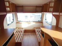 Bailey Discovery 100 Caravan 2008 with Excellent Internal Condition