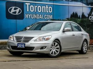 2010 Hyundai Genesis LEATHER SEATS, BACKUP CAMERA, NAVI