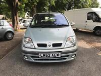 Renault Scenic Automatic, Leather,Sunroof