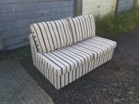 FREE FREE FREE - 2 seater sofa bed - NO TIME WASTERS PLEASE - collection only