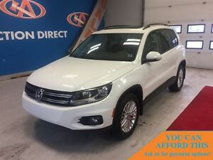 2015 Volkswagen Tiguan SPECIAL EDITION! AWD! HUGE SUNROOF!