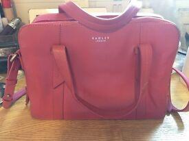 A Radley single-shoulder bag