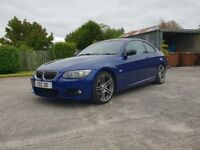 2012 BMW 320d sport plus edition auto tiptronic coupe, very good condition