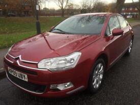 ***AUTOMATIC*** 2009 CITROEN C5 EXCLUSIVE HDI 2.0L DIESEL 5DOOR FULL SERVICE HISTORY LONG MOT
