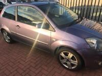 2007 Ford Fiesta Style 1.2 Petrol Manual