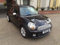 MINI ONE DIESEL 1.6 LOW MILES FSH 12 MONTHS MOT FREE ROAD TAX BMW ENGINE PX WELCOME UK DELIVERY