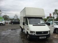 VW LT 35 LUTON MWB WITH TAIL LIFT GOOD CONDITION EXECELLENT RUNNER NEW TURBO JUST FITTED