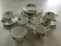 Royal Albert Fine Bone China Tea Set