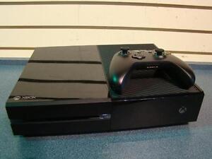 Microsoft. Ensemble console de jeu XBOX ONE 500 Go avec jeu au choix. -- 443187