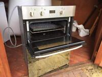 Hotpoint Built in electric oven.