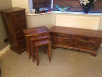Unique hardwood furniture