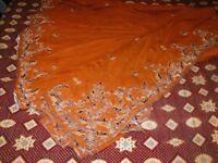 INDIAN SAREE & RAJASTHANI LEHENGA SAREE