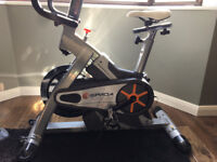 Exercise Bike - BH Fitness Spada Racing Dual Indoor Bike with Dual i.Concept Technology