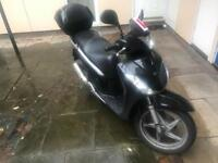HONDA SH 125 2010 LOW MILEAGE