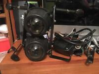 Motorcycle/ scooter headlight projectors E6