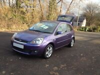 FACE LIFT MODEL FORD FIESTA CLIMATE/LOW MILES/LOW INSURANCE/BRAND NEW CAMBELT/IDEAL 1st 2nd CAR
