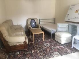 1 bed room studio rent