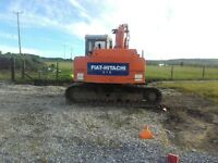 hitachi fh 130 digger SOLD SOLD SOLD SOLD