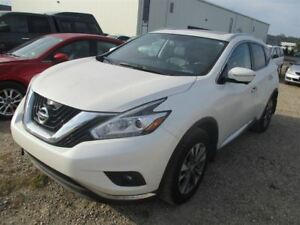 2015 Nissan Murano SL AWD! LEATHER! NAVIGATION! SUNROOF! REAR CA