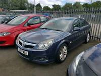 2007 07 vectra sri low miles drives perfect spares or repairs