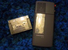 Grundig SH10 Stenocassette Voice Recorder