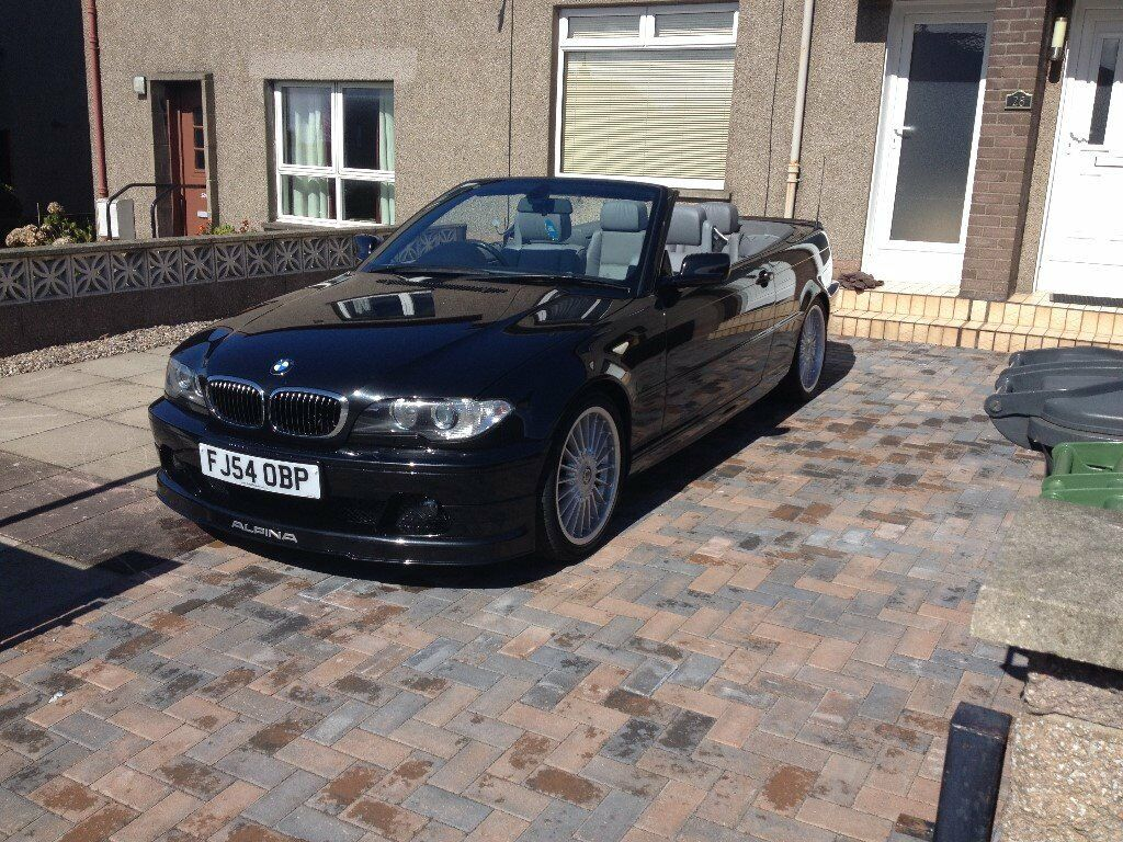 very rare bmw alpina b3 s convertible 305 bhp model only. Black Bedroom Furniture Sets. Home Design Ideas