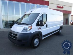 """2016 Ram 3500 Promaster High Roof Extended Cargo Van 159"""" WB"""