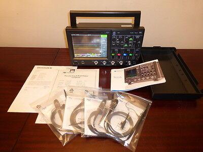 Lecroy Teledyne Wavejet 354t 500mhz 2gss 4ch. Oscilloscope With Std Accys