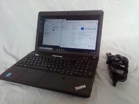 Lenovo ThinkPad E540 Intel Core i3-4000M 2.4GHz 4GB 500GB Windows 10 Laptop