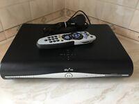 Sky + HD Digital Satellite Receiver. Amstrad DRX780UK model