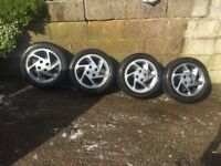 Escort RS Turbo wheels