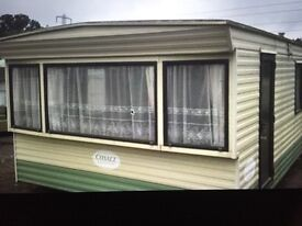 Capri 28x12 static caravan