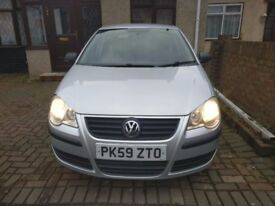 VW POLO FOR SALE, ONLY 45000miles, FULL SERVICE HISTORY
