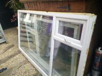 Excellent Large PVC window for sale