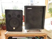 THOMANN 80W KEYBOARD AMP PLUS EXTERNAL SPEAKER