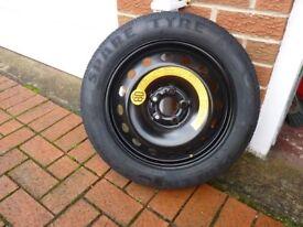 Spare Wheel for Alfa Romeo 147 2003
