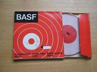 New BASF reel tape (Red leader tape)