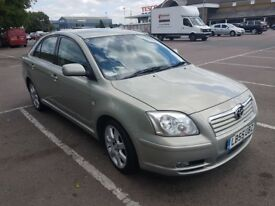 2004 Toyota Avensis 2.0 D-4D T2 5dr Very Economical up to 70 mpg