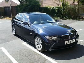 BMW 325 FULL LEATHER I DRIVE ,WELL MAINTAINED !