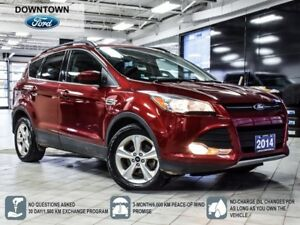 2014 Ford Escape SE, Pano roof, Leather, Back up cam, Pwr Seats