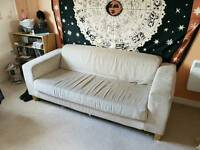 2 seat sofa FREE.