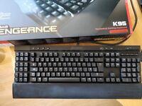 Corsair K95 Gaming Keyboard - Boxed