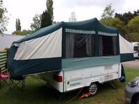 Conway Cruiser Trailer Tent /Folding Camper 2002 £2495 ono