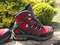 Salomon gore-tex walking boots