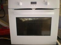 hotpoint electric built in oven