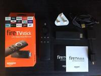 Amazon Fire TV Stick with Alexa Remote (2nd Gen)