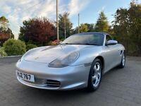 Porsche, BOXSTER, Convertible, 2004, Manual, 2687 (cc), 2 doors